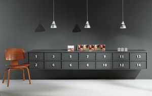 TOOLBOX comp.06, Chest of drawers for your home, office drawer