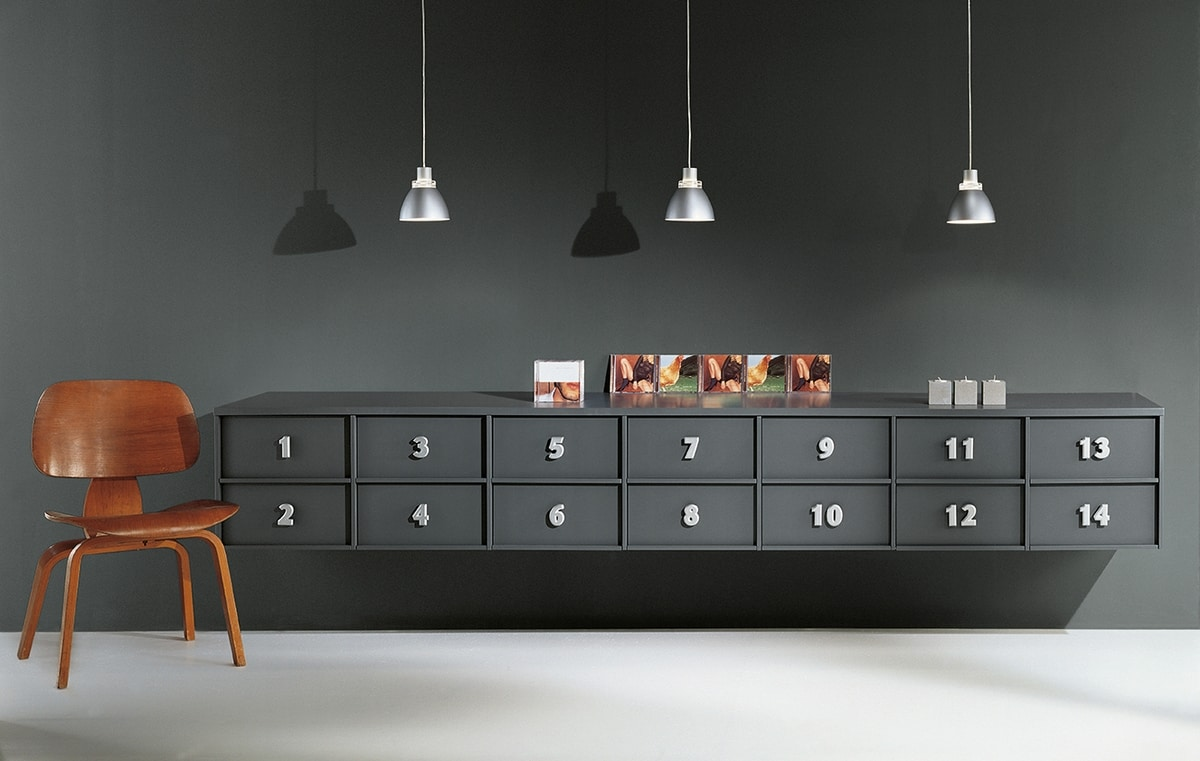 TOOLBOX comp.05, Chest of drawers for your home, office drawer