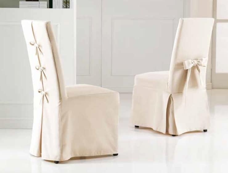 Antony-L, Dining chair with removable cover