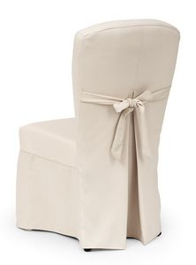 Corella gal�, Chair dressed for elegant banquets