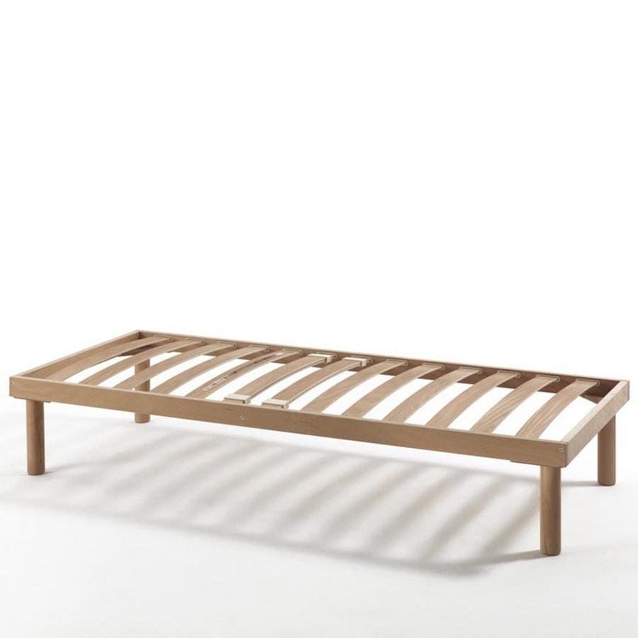 Orta, Wooden slatted bed base