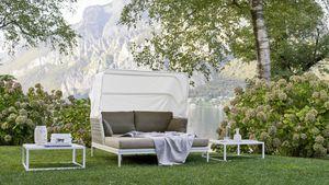 Algarve daybed, Daybed for garden