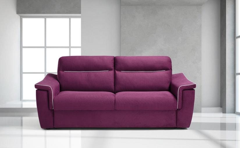 Ambra, Comfortable sofa bed