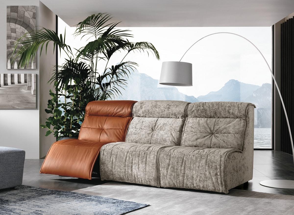 Asap, Modular sofa bed