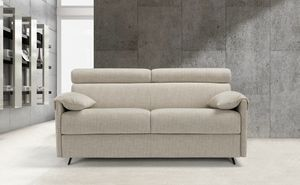 Barolo, Sofa bed with adjustable headrest