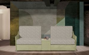 Berlino Gemellare, Sofa transformabile in two single beds