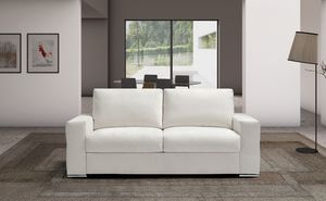 Brera, Sofa bed with a sober design