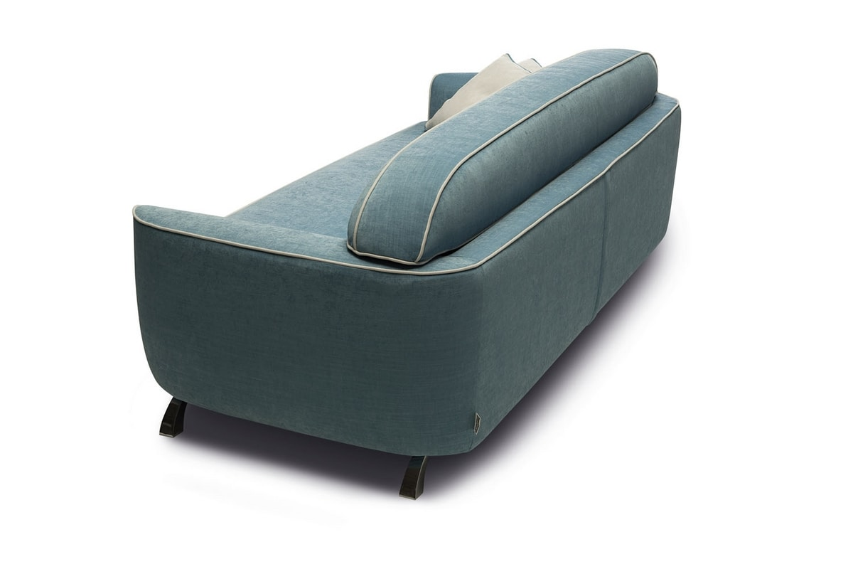 Charles, Rounded sofa