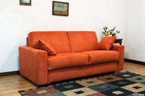 Eco Matrix, Removable sofa bed with cushions container