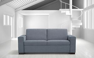 Elio, Modern sofa with removable cover