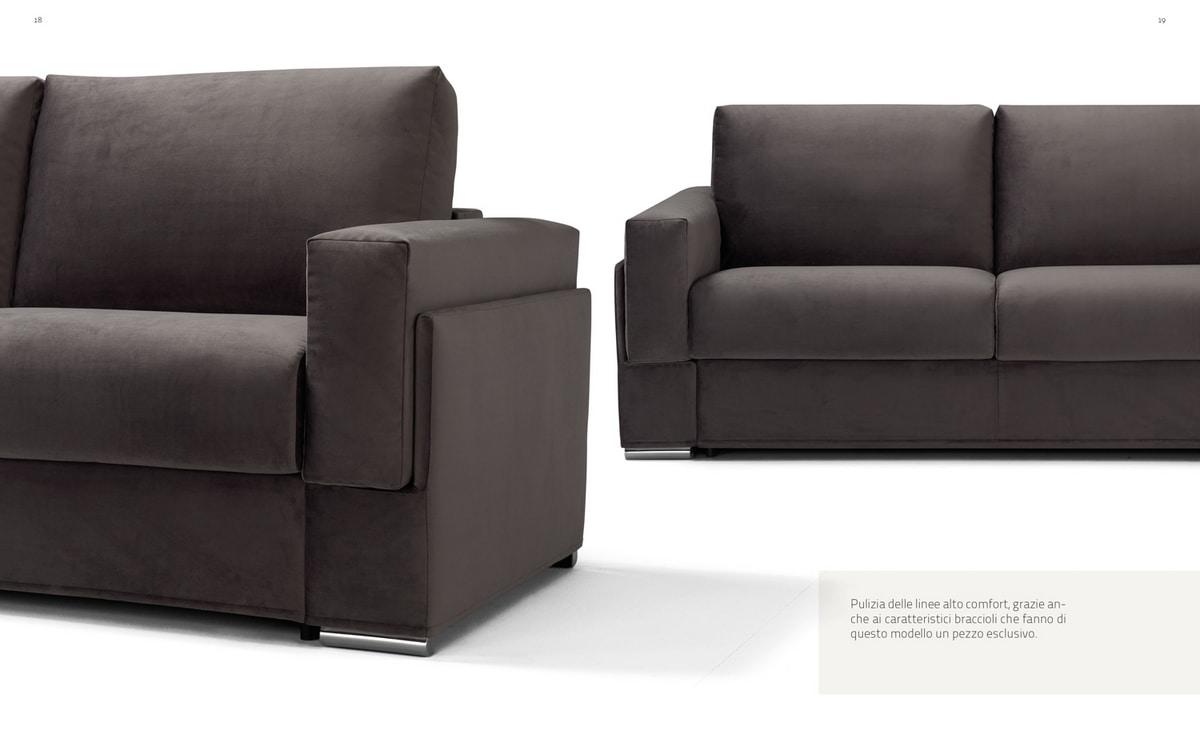 Flex, Contemporary style sofa bed
