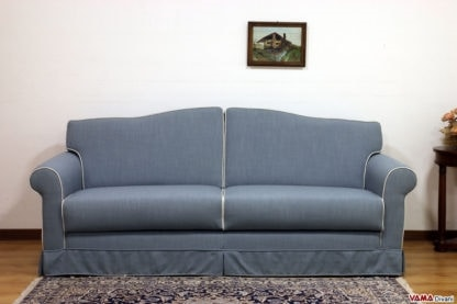 Galles, Classic sofa with double bed mechanism