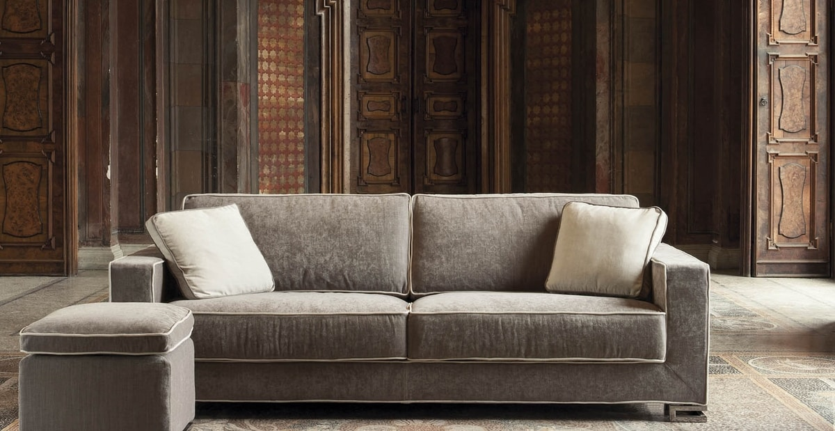 Garrison 2, Sofa bed with removable  upholstery