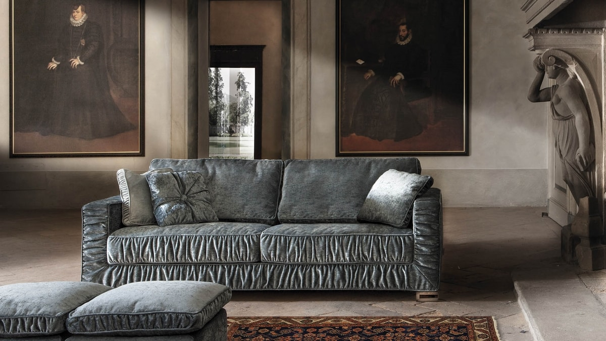 Garrison, Sofa bed with special removable cover