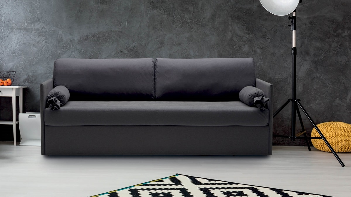 Jack, Collection of practical and versatile sofa beds