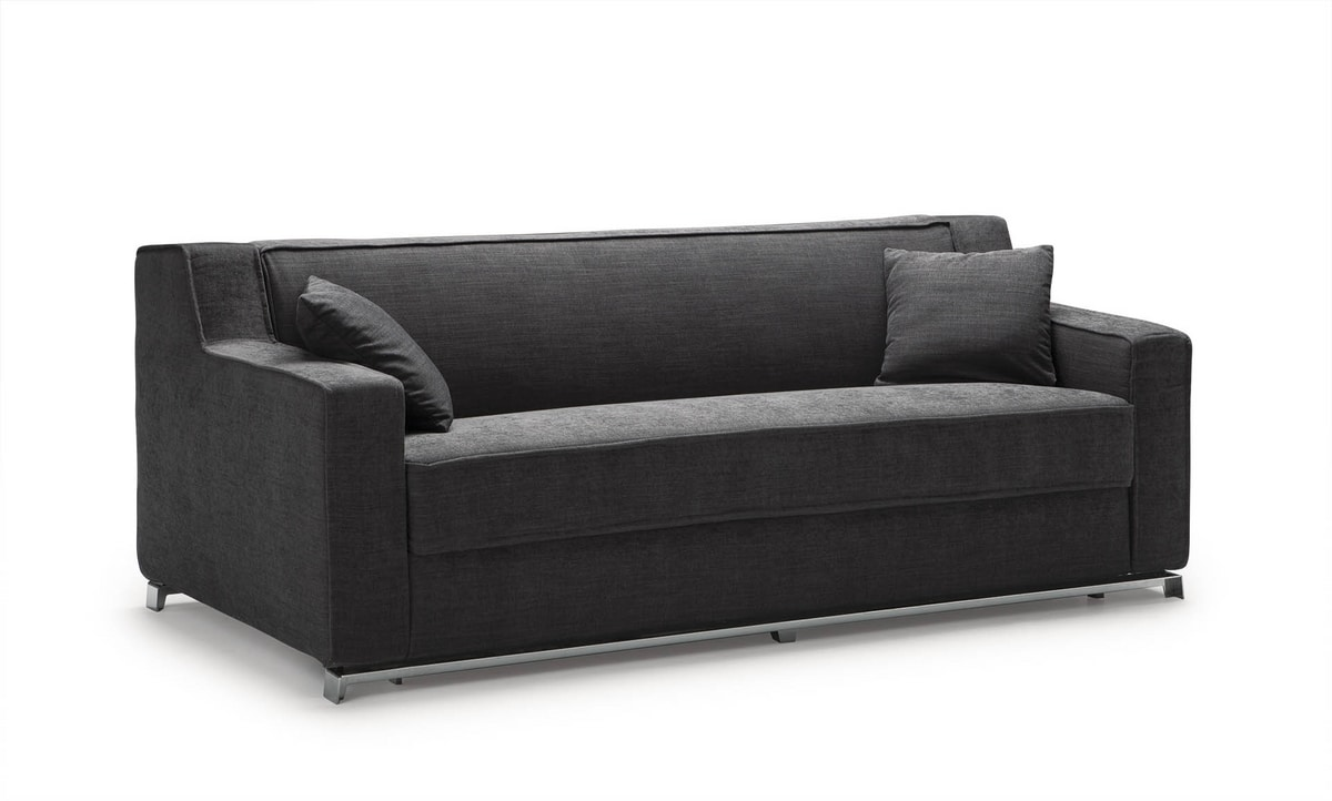 Larry, Sofa bed with removable upholstery