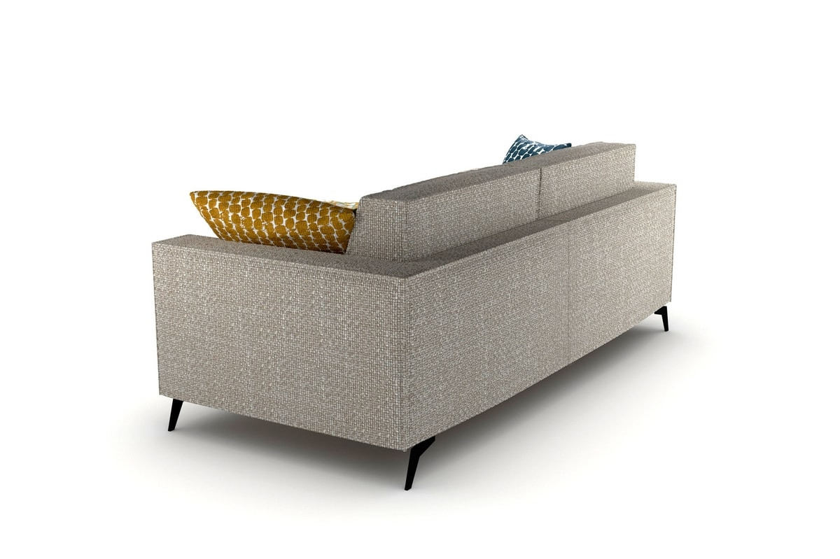 Mingus, Sofa bed with soft lines