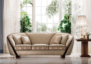 Modigliani 3-seater sofa, Refined and practical sofa