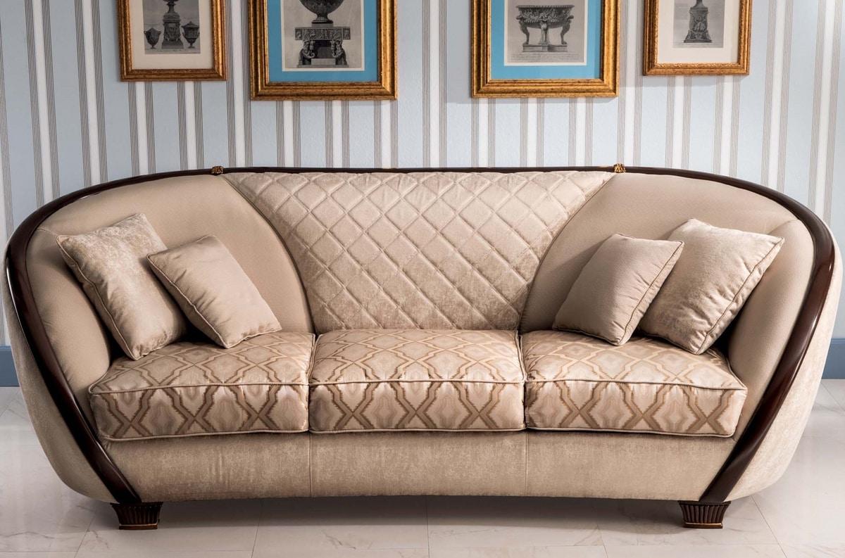 Modigliani 3-seater sofa, Refined and practical sofa