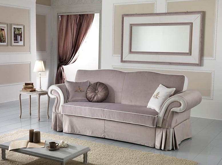 MORFEUS, Classic style sofa bed