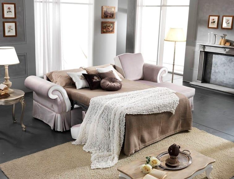 MORFEUS modular, Modular sofa bed