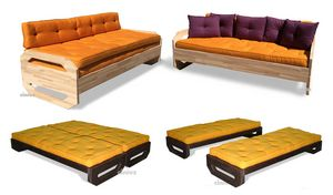 Ops, Wall-mounted sofa bed