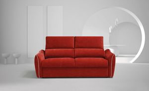 Pavarotti, Sofa bed with high back