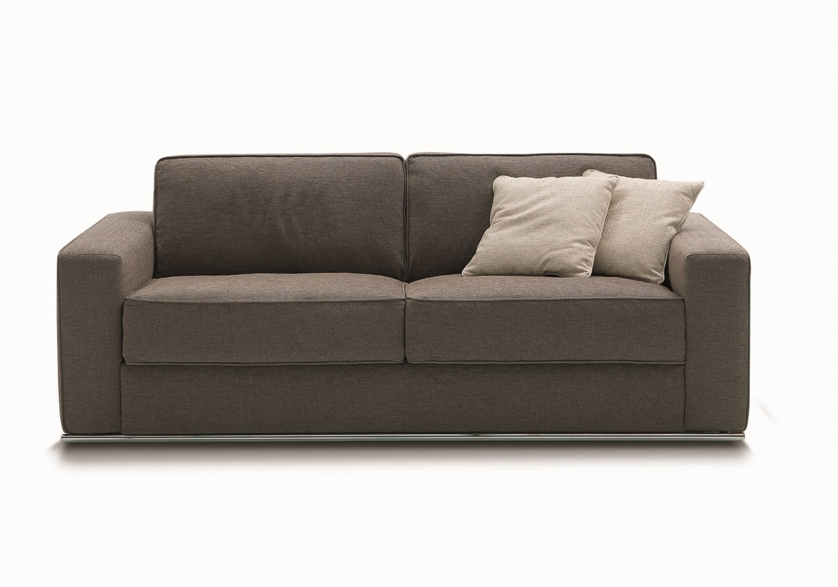 Prince, Sofa with completely removable upholstery