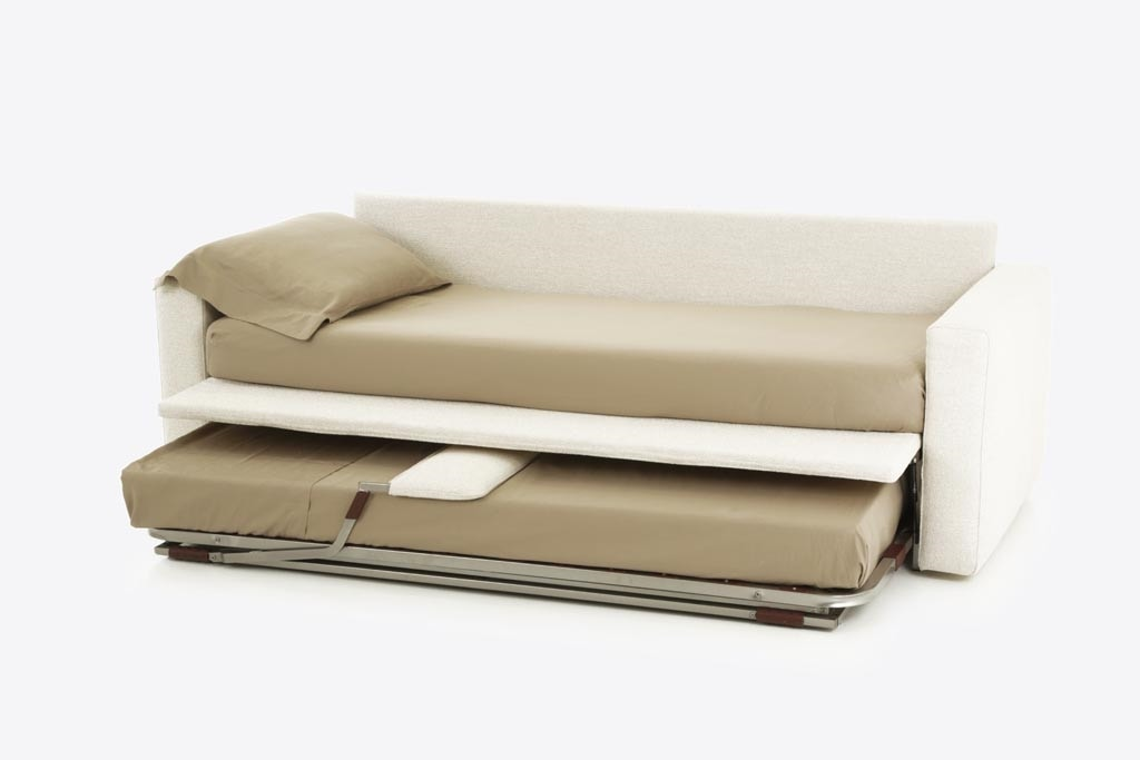 Sdoppio, Sofa with pull-out bed
