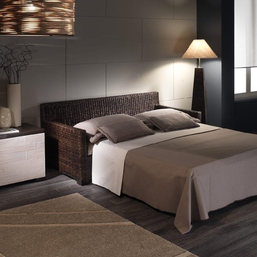 Sofa bed Verano, Ethnic style sofa bed