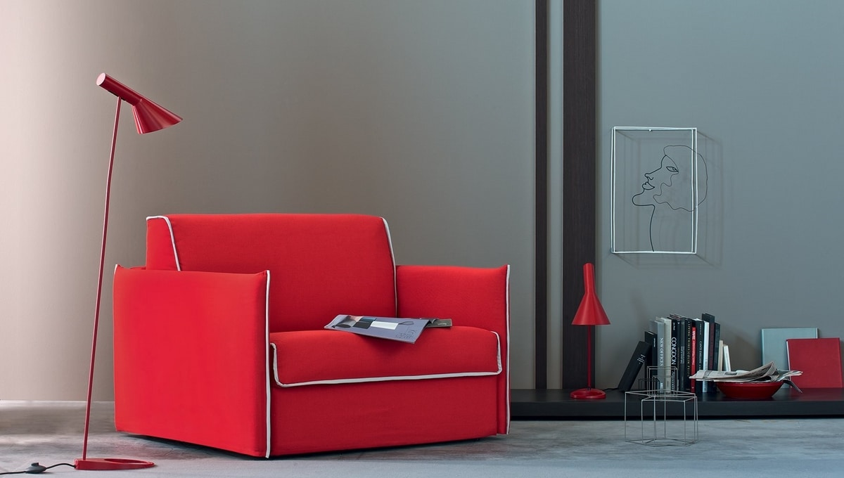 Space, Space-saving sofa bed