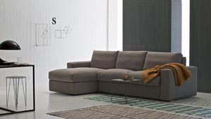 Togo, Modern sofa bed