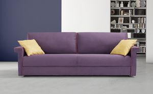 Traverso, Space-saving sofa bed