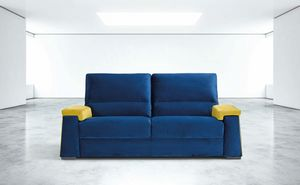 Varenna, Sofa with high back