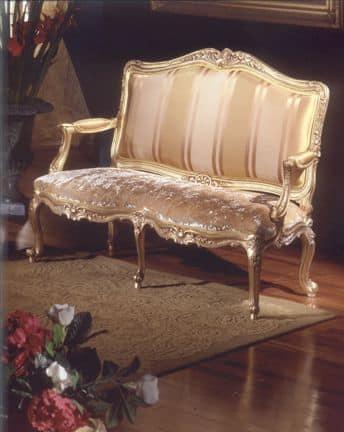 3335 SOFA, Baroque outlet sofa
