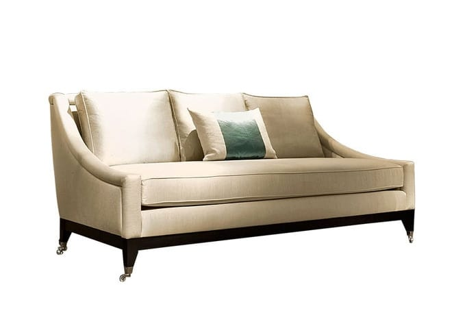 Superieur Amelie, Classic Sofa With Wheels