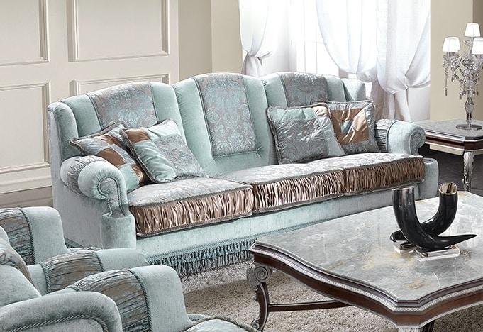 ART. 2979, Classic style sofa