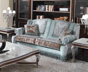 ART. 2980, 2 seater classic sofa