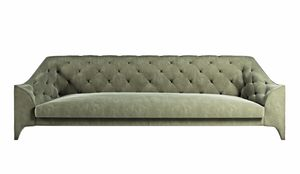 Brando sofa, Large sofa with contemporary classic design