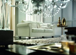 Casanova, Classic sofa with completely removable cover
