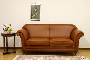 Chelsea sofa, Luxurious English style sofa inspired by the 50s design