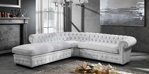 CHESTER modular, Modular sofa with tufted padding