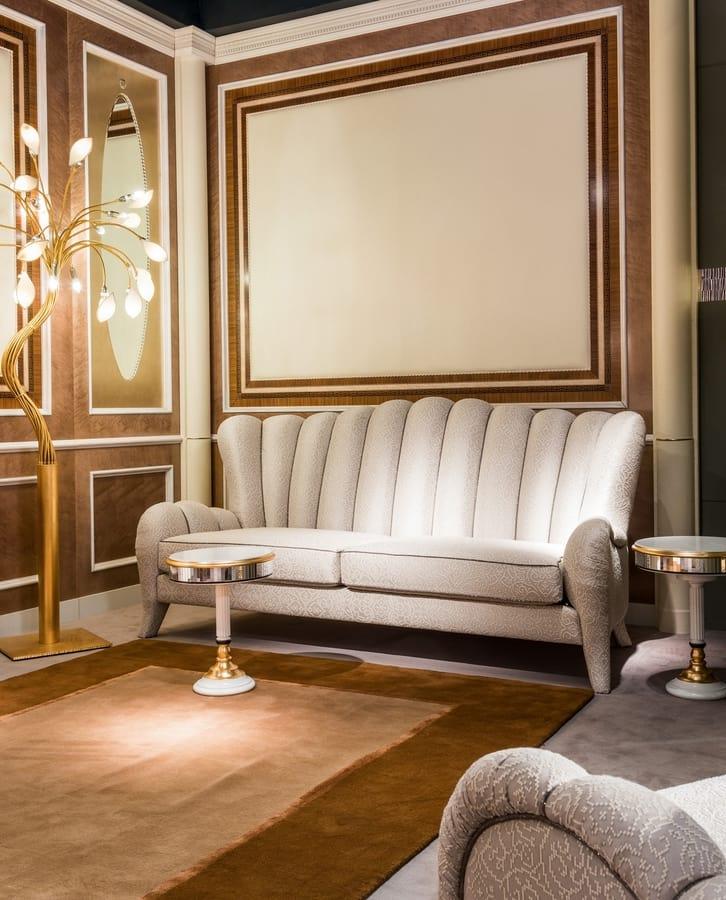 DI29 Metamorfosi sofa, Outlet sofa, with a classic design