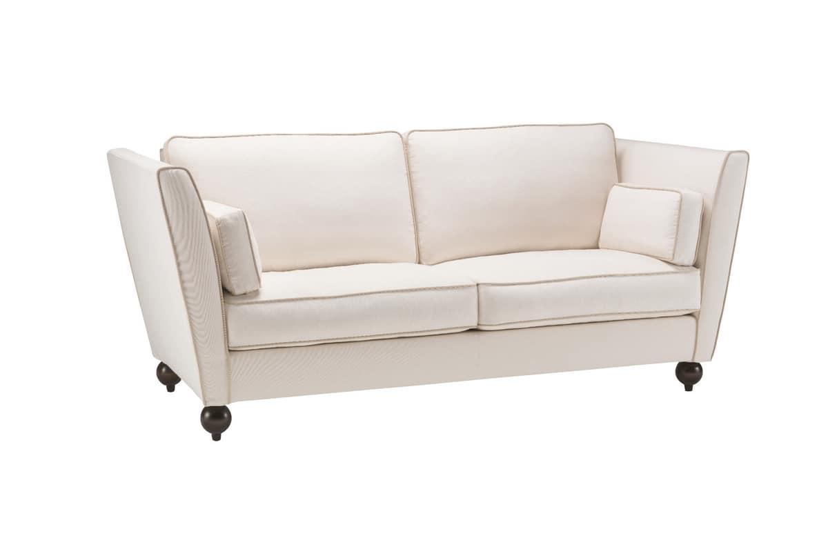 Diana, Sofa with caneté sides