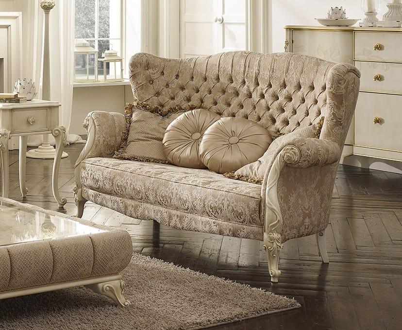 Elisabetta sofa, Luxury classic sofa