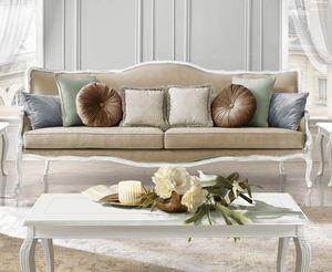 Giulietta Art. 3704 - 3705 - 3904 - 3905, Classic style sofa