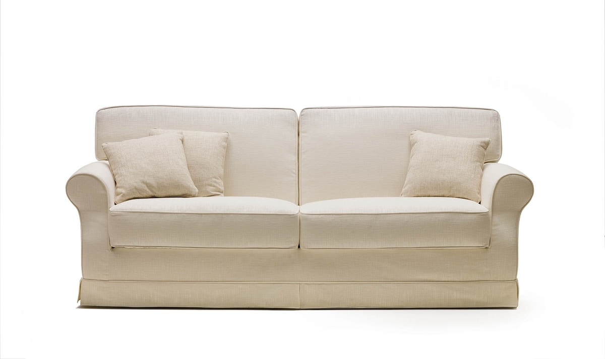 Gordon, Sofa bed with a classic line