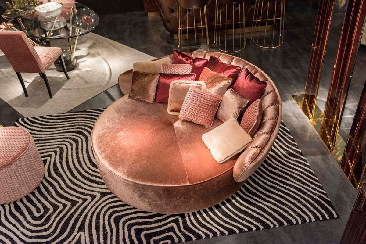 Kidman, Deco-style daybed