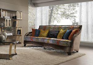 Lewis, Sofa with a contemporary design