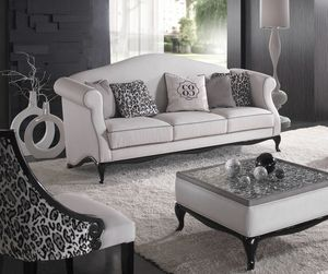 Lounge, Sophisticated design sofa